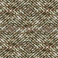 Tweed pattern with blur applied