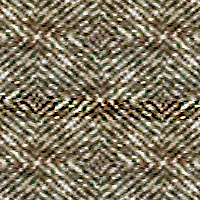 Tweed pattern with sharpen applied